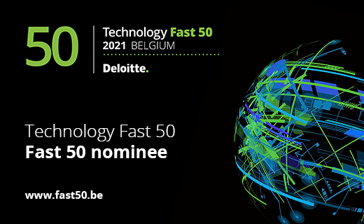 Accelleran nominated for Deloitte's 2021 Technology Fast 50